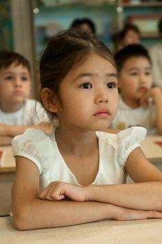 Child, Kazakhstan