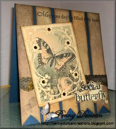 Penny Duncan Creations: Lots of beautiful cards by Penny on this blog post!