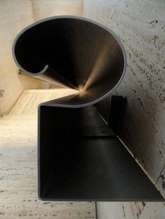 Louis Kahn / Kimbell Art Museum - Railing detail