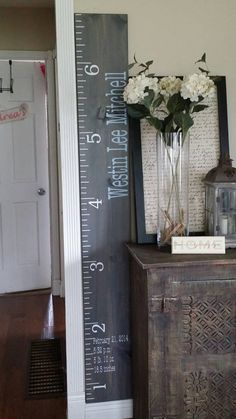 Hey, I found this really awesome Etsy listing at https://www.etsy.com/listing/203222529/wooden-height-chart-kids-height-chart