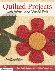 52 Best Wool Quilts Images On Pinterest
