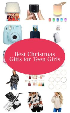 Best Christmas Gifts for Teen Girls Christmas Gifts For Teen Girls, Teen Girl Gifts, Christmas Gift Guide, Best Christmas Gifts, Gifts For Teens, Christmas Fun, Sprocket Photo Printer, Old Vases, Girls Hand