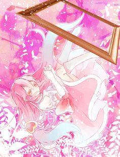 Anime Shows, Compass, Geek Stuff, My Favorite Things, Pink, Madoka Magica, Geek Things, Cartoon Movies, Pink Hair