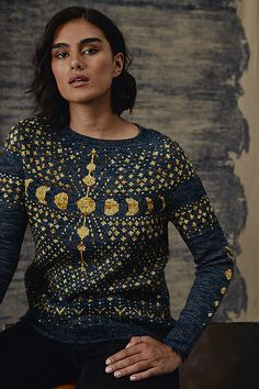 Ravelry: Ixchel pattern by Catherine Clark knitting for beginners knitting ideas knitting patterns knitting projects knitting sweater Ravelry, Knitting Patterns Free, Hand Knitting, Stitch Patterns, Crochet Patterns, Laine Rowan, Tejido Fair Isle, Catherine Clark, Grey Polo Shirt