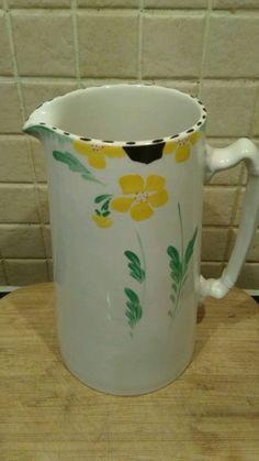 Pottery & China The Best Art Deco Burleigh Ware Zenith Design Bowl C.1930s Brocade Design Fine Craftsmanship