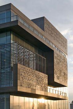 Dogan Media Center/TABANLIOGLU ARCHITECTS