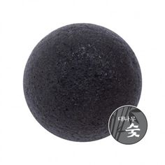MISSHA Natural Konjac Cleansing Puff (Bamboo Charcoal) - SKINCARE TOOLS - SKINCARE | The Official Missha