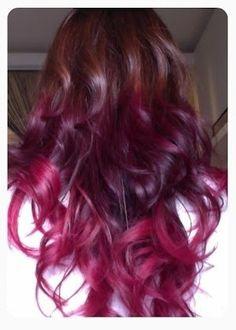 Ombré #BlazeSalon #color #hairstyles