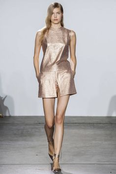 Misha Nonoo Spring 2015. See all the best runway looks from New York Fashion Week here.