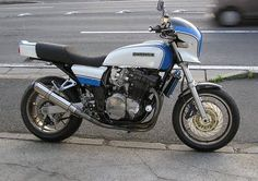 """Must create and own / Suzuki """"GS 750"""" Special by Auto Magic / bandit motor"""
