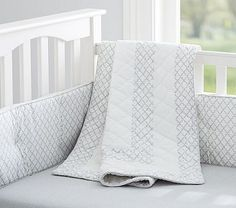 Reagan Nursery Bedding #pbkids