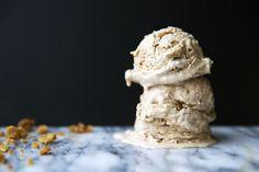 Bourbon Apple Pie Ice Cream - Broma Bakery