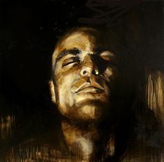 "Saatchi Online Artist: Margarita Georgiadis; Oil, 2007, Painting ""Insight"""