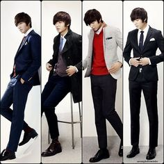 Lee Min Ho ♥ Boys Over Flowers ♥ Personal Taste ♥ City Hunter ♥ Faith ♥ Lee Min Ho won Top Excellence Award 'SBS Drama Awards 2012