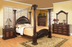 Traditional Bedroom Furniture 2014
