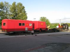 Our Mobile Post Office, which was recently transferred to the Nene Valley Railway. General Post Office, Vintage Vans, Post Box, Royal Mail, Recreational Vehicles, 1970s, Phones, Around The Worlds, Museum