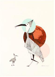 Birdies - Dagens Poster - Boligcious