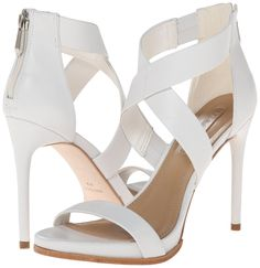 Amazon.com: BCBGMAXAZRIA Women's Elyse Dress Sandal: Clothing