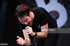 British band Bastille's singer Dan Smith performs during... #auberivesenroyans: British band Bastille's singer Dan… #auberivesenroyans