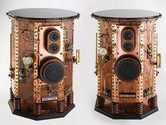 steampunk speakers - Google 検索