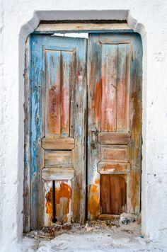 Pyrgos, Santorini, Greece