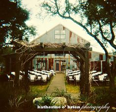 Vista West Ranch outside of Austin, Texas | 22 Of The Coolest Places To Get Married In America