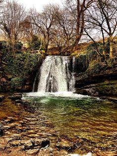 Janet's Foss, Malham, Yorkshire Dales, England
