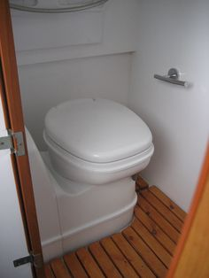 Campervan Toilet Guide