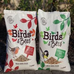 Autumn/Winter Booster High energy seeds and Essential Wild Bird Food Supplement Pack