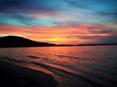 New Hampshires big lake