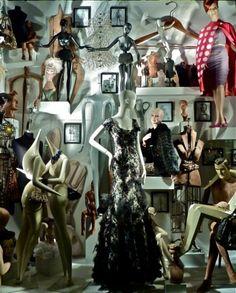 Bad dreams..  Bergdorf Goodman