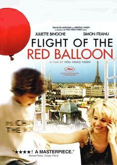 Le Voyage Du Ballon Rouge  Título no Brasil: A Viagem do Balão Vermelho  Direção: Hou Hsiao-Hsien  Gênero: Drama  Ano de Lançamento: 2007  Duração: 113 min  País: Taiwan/França