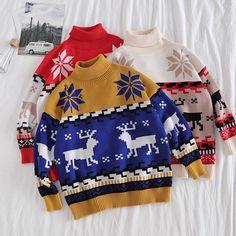 1dc9c8f2e4 Christmas Gifts Carrot Sweater – SANRENSE
