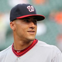 Ian Desmond - such a handsome fella!