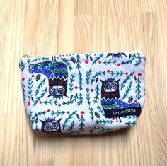 小物やお化粧道具などたっぷり入るポーチです!内ポケットもあり使いやすいポーチです。素材:ジッパー・綿・キルト サイズ:200×120×...|ハンドメイド、手作り、手仕事品の通販・販売・購入ならCreema。