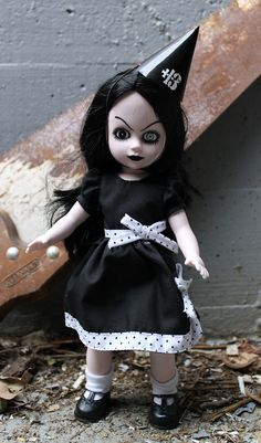 Living Dead Dolls 13th Anniversary Celebrating SADIE!