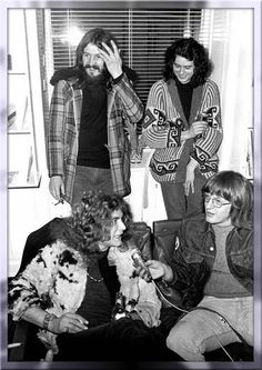 Led Zeppelin- Oct. 72