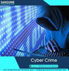 Do Not worry about #CyberCrimes Team #Sanguine provides #Protection to your #Business in every such instance. Schedule a complementary consultation with our experts today at 91-9873401918 or 97152-304-3225 #Protect #Business #ORM