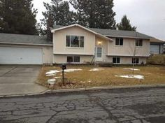 5Bdrm/3Bth Home in the Mead school district.  #Mead #WA #Spokane #realestate #shortsale