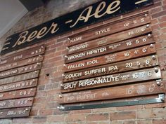 Why Ontario craft brewers want a Beer Store alternative Brewery Decor, Brewery Interior, Brewery Design, Pub Interior, Nano Brewery, Beer Store, Beer Taps, Brew Pub, Beer Signs