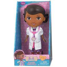 "Doc McStuffins 9"" Doll Medical Jacket"