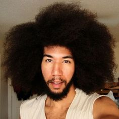 Click the image for Larry's natural hair photos and regimen