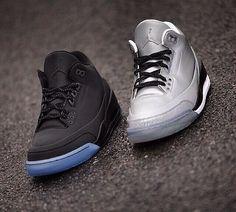 1a29f8d6b3a36a Grey or black   Walk In My ShoesAir JordansShoes ...