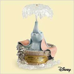 2006 Disney - Dumbo - Bathtime HALLMARK ORNAMENT