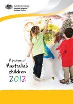 A picture of Australia's children 2012 (AIHW)  This report provides the latest information on how Australia is faring according to key indicators of child health, development, and wellbeing.