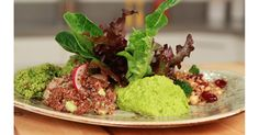 Tender Greens Happy Vegan Salad Recipe | Video | POPSUGAR Food