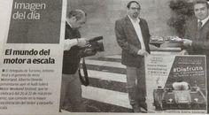 #Audiweekendfestival en el periódico Viva Jerez