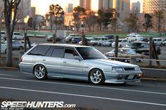 Nissan Skyline R31 Wagon