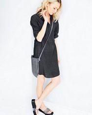 Eileen Fisher Organic Linen Shirtdress