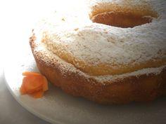Ciambella light allo yogurt e carote (senza burro nè olio)